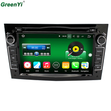 64-Bit CPU 2GB RAM Android 7.1.2 Car DVD Player For Opel Antara Zafira Astra Vectra Corsa GPS Navigation Radio Audio Head Unit(China)