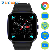 Smart Watch Android 3G WiFi Men Wristwatch N8 Support SIM Card Wireless Charge 5MP Camera Music Video Pedometer 512MB+8GB Google