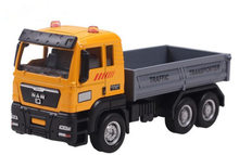 New Arrival 1:55 Metal and Plastic Engineering vehicles Model Toys City Working Truck Toys for kids(China)