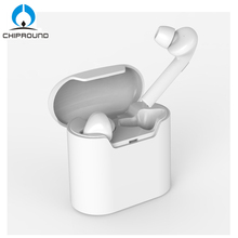 Mini TWS Wireless Headphones True Wireless Earpiece Earphone Headset With Charging Box For Iphone X 8 8 Plus 7/7s 5S 6(China)