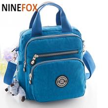 Fashion Women Messenger Bags  Waterproof Nylon Shoulder Bag Crossbody Bags For Women Casual Tote bolsa feminina Ladies