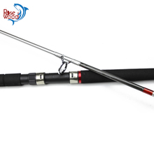 Rosewood 50LB Power Light Heavy Jigging Rod Boat Rod 1.65m 1.8m 2.1m Saltwater Spinning 2 Sections Carbon Trolling Jigging Rods