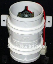 "NEW Turbo Blowers Intake Fan 3"" 12 V In-line design(China)"