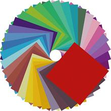 Origami Paper Double Sided Color - 200 Sheets - 20 Colors - 6 Inch Square Easy Fold Paper for Beginner(China)