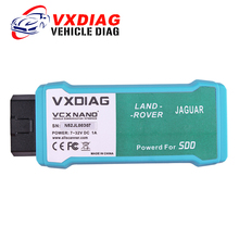 2016 VXDIAG VCX NANO WIFI Original  for Land Rover Jaguar  V14 Auto Diagnostic Tool Car Code Reader OBD2 Fault Reader Scan Tool