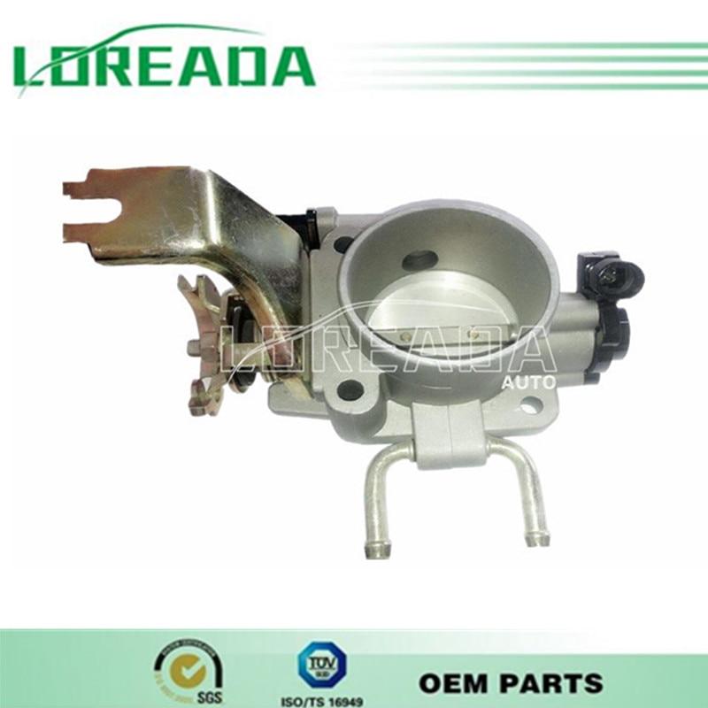100% Testing new Orignial Throttle body  for DELPHI system Harvard 4G69  Bore Size 55mmThrottle valve assembly<br><br>Aliexpress