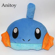 Anime Cartoon Mudkip Eevee Umbreon Espeon 30cm Pillow Plush Dolls Soft Stuffed Animal Toys Kid's Gift Children AP0347(China)