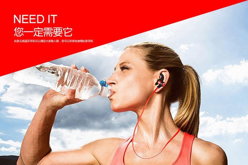 WPAIER H3 Wireless Bluetooth Headphone outdoor portable Headset Universal earphones Subwoofer HQ Smart Magnetic headphones
