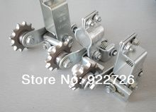 New and Updated Style of Motorcycle chain tensioner Square Tube 125 With bearing and sprocket fit to chain 428