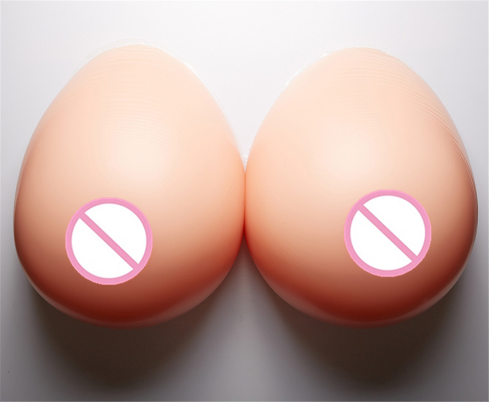 Crossdresser Super Huge Silicone Breast 6000g/Pair Cup (JJ/K) Silicone Breasts Form Shemale Artificial Fake Boobs Enhancer
