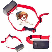 1pc Anti Bark Electronic No Barking Dog Training Shock Control Collar Trainer 2017 New Arrival Pet Product