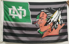 North Dakota Fighting Sioux Large Outdoor Team Flag 3ft x 5ft Football Hockey USA Flag