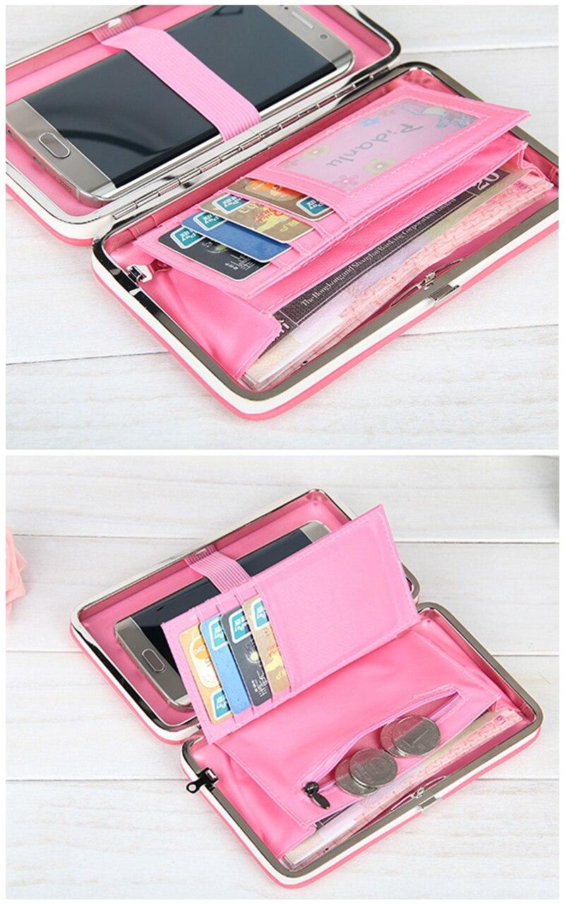 Wallet Purse Universal Phone Case Main 7