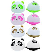 2Pcs Air Freshener Blink Lovely Mini Panda Perfume Fragrance Fragrant  For Car-styling Colorful 4 Color perfumes 100 original