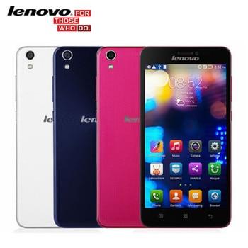 "New Original Lenovo S850 Global Firmware Mobile Phonr MTK6582 Quad-core Android4.4 Dual-SIM WCDMA 5.0""IPS 1G RAM 16G ROM 13.0MP"