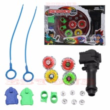 New Beyblade Gyro Toy Fight Masters Metal Fusion Constellation Rapidity Battle Set(China)