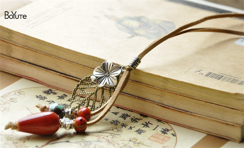 ethnic necklace (5)