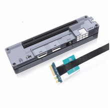 New EXP GDC V8.0 Laptop External Independent Video Card Dock Expansion Graphics Card NGFF Version for Laptop Notebook(China)