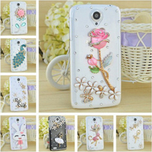 Buy 3D bling Crystal Rhinestone diamond Mobile phone case hard skin back cover iPhone 3 4 4s 5 5s 5c 6 6plus 7 7plus phone Case for $3.71 in AliExpress store
