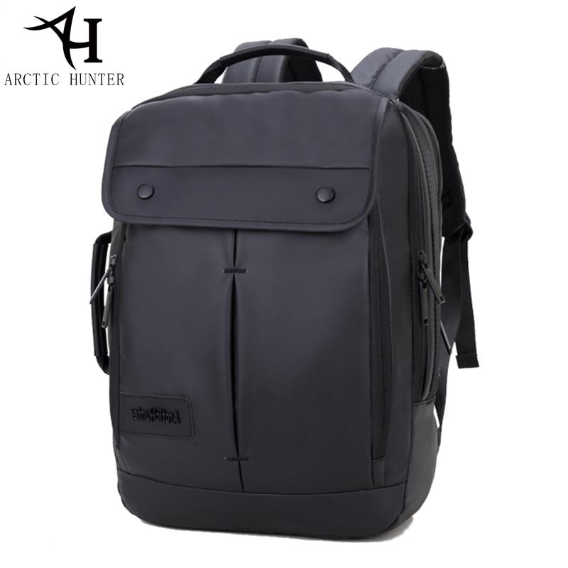 ARCTIC HUNTER Laptop Backpack &amp; Hand Bag Men Patchwork Oxford Backpacks Male Mochila Escolar School Bags Backpack For Teens<br>
