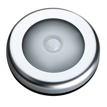 New Arrival 6 LED PIR Body Motion Sensor Activated Wall Light Night Light Induction Lamp For Closet Corridor Cabinet