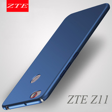 new luxury Coque For ZTE nubia z11 Case cover 360 Full body cases Hard Frosted PC back cover for ZTE nubia z11 case covers 5.5""