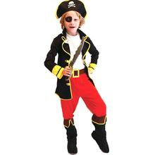 New Year Christmas costumes children cosplay halloween costume role children party clothes retail pirate costume kids E30