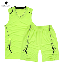 2017 Men's Solid Color Basketball Shirt High Quality Breathable Basketball Game Clothing Summer Latest Size 5X 55