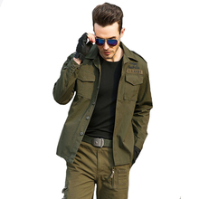 101 Airborne Division Tactical Shirts Mens Army Military Shirts Cargo Tops Bomber Flight Camo Clothing Commander Tactics Clothes(China)