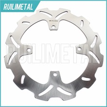 Front Brake Disc Rotor for KAWASAKI KX125 KX-125 KX 125 250 450 F 2006 2007 2008 2009 2010 2011 2012 2013 2014 2015 KLX R