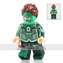 POGO Building Blocks Single Sale KL039 Green Lantern DC Action Figures Super Heroes Set Model Action Bricks Kids KL9005