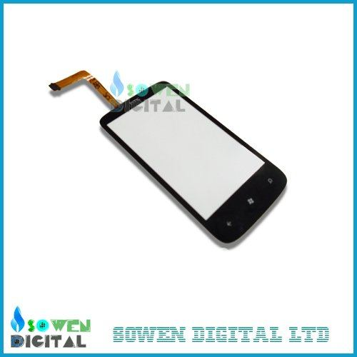 for HTC HD3 touch screen digitizer touchscreen touch panel, 100% guarantee<br><br>Aliexpress
