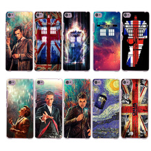 Doctor Who Union Jack Tardis Hard Case for Lenovo A536 A328 A5000 A2010 A1000 K3 K4 K5 K6 Note ZUK Z2 Vibe P1 X3 Lite cover