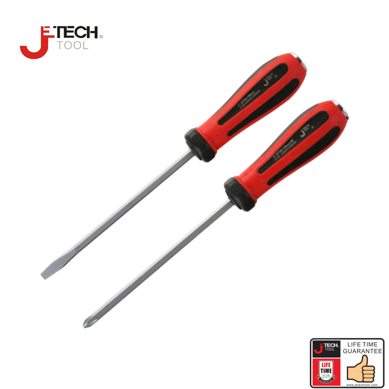Impact Screw Driver 5 x 75mm Hammer-Through Screwdriver Slotted
