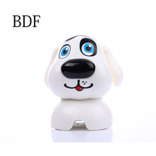 BDF Bluetooth Wireless Cute Animal panda dog Sound Speaker Portable Clear Voice Audio Player F1 TF Card USB All for Mobile PC