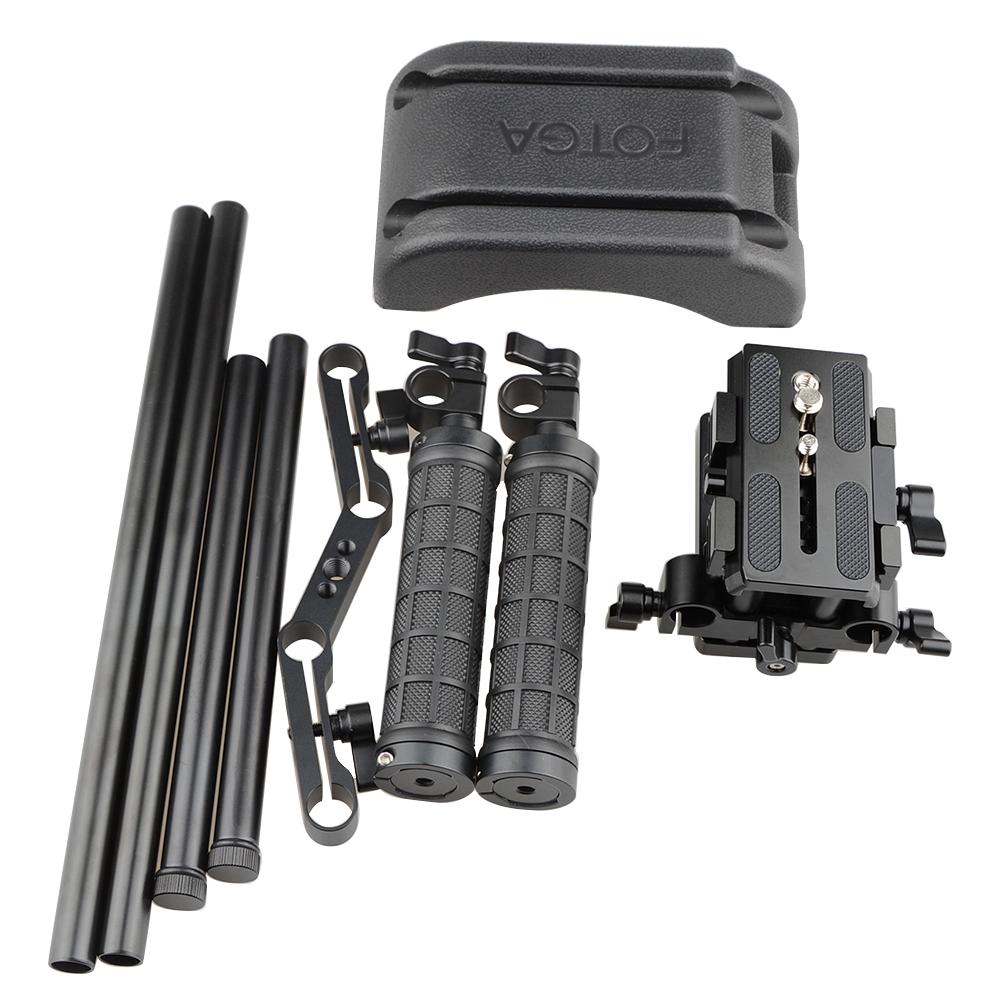 Shoulder Support Dual Handgrip Movie Kit (5)