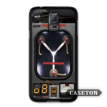 Flux Capacitor Back To The Future Case For Galaxy S7 S6 Edge Plus S5 S4 Active S3 mini Win Note 5 4 3 A7 A5 Core 2 Ace 4 3 Mega