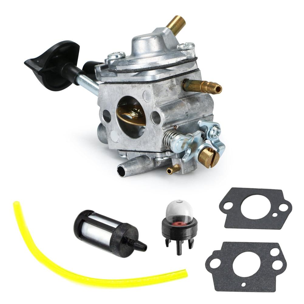 New Arrival Carburetor For Type BR500 BR550 BR600 Backpack Blower C1Q-S183 Carb Set Gaskets Primer Bulb with Fuel line fuel<br><br>Aliexpress