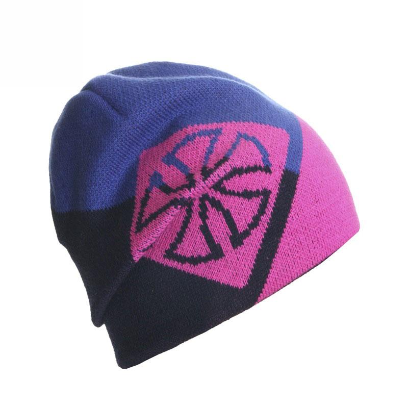 Double Layer Wear Colorful Unisex Winter Warm Knitted Cap Beanies Snap Slouch Skullies Bonnet Beanie Hat Gorro Birthday GiftÎäåæäà è àêñåññóàðû<br><br><br>Aliexpress