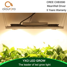 CREE CXB3590 200W COB LED Grow Light Full Spectrum Dimmable 26000LM = HPS 400W Growing Lamp Indoor Plant Growth Panel Lighting(China)
