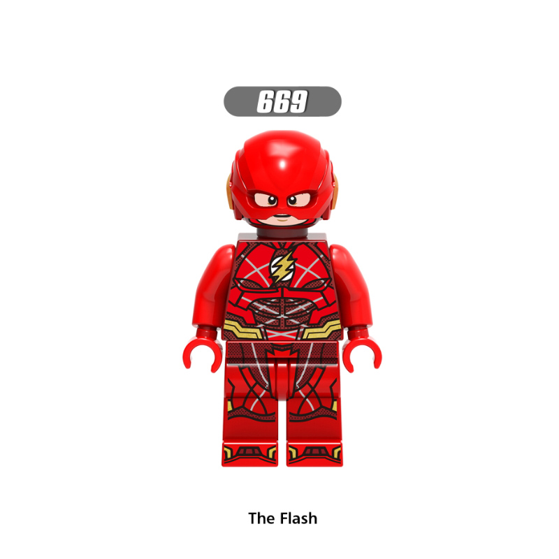 XH669-The Flash