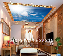 S--5223 /Print Ceiling tiles /PVC Stretched Ceiling Film/Home or Ceiling Decoration/Function as Ceiling Panel