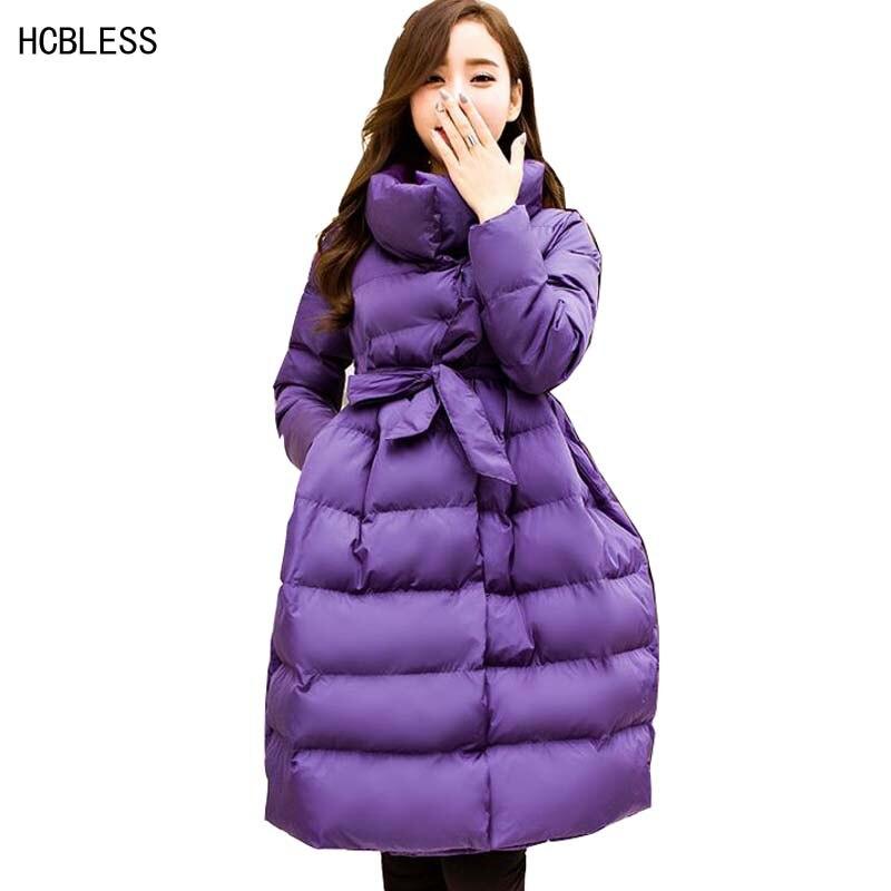 HCBLESS New Winter Collection Womens hickened Cloak A word cotton coat winter coat  Warm Jacket Coat for Women High QualityÎäåæäà è àêñåññóàðû<br><br>