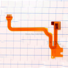 LCD hinge rotate shaft Flex Cable for JVC GZ-MG130 GZ-MG175 GZ-MG275 GZ-MG575 MG130 MG175 MG275 MG575 Video camera(China)