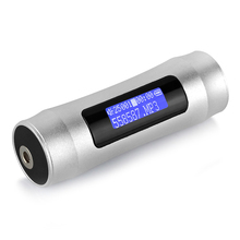 Promotion! Waterproof Digital Underwater MP3 Player FM LCD Screen Sport Surfing Swimming 4GB Silver(China)