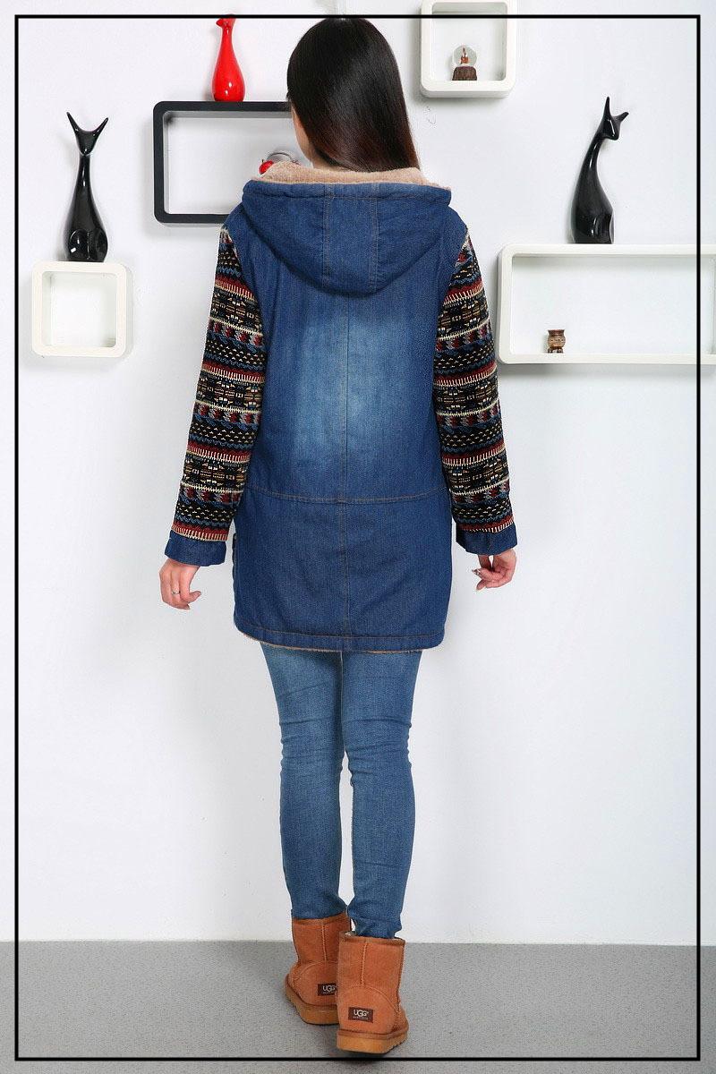 معطف الشتاء فضفاض 3