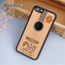 MaiYaCa Famous Singer Ed Sheeran fashion soft mobile cell Phone Case Cover For iPhone 5 5S SE Custom DIY cases luxury shell(China)