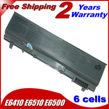JIGU Laptop Battery 312-0215 312-0748 312-0749 For dell for Latitude E6400 M2400 E6410 E6510 E6500 M4400 M4500 M6400 M6500 1M215