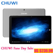CHUWI Fans Day! 12 Inch CHUWI Hi12 Dual OS Tablet PC Intel Atom Z8350 Quad Core Windows10 Android 5.1 4GB RAM 64GB ROM 11000mAh
