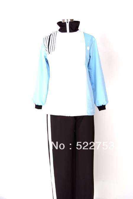 Free shipping  the Prince Hyoutei family short sleeves and long sleeves sweatshirt cosplay costumes